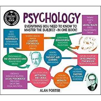 Un degré dans un livre: psychologie: tout ce que vous devez savoir pour maîtriser le sujet... dans un livre! (Degré dans un livre)