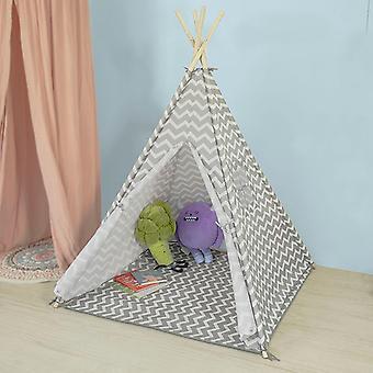 SoBuy Kinder spielen Zelt Haus Indoor Outdoor Fußmatte, OSS02