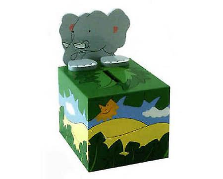 L'ATELIER DE TOY - Tirelire - Elephant