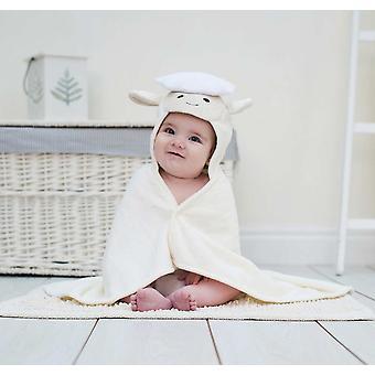Printemps agneau bébé serviette coffret