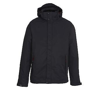 killtec men's rain jacket of Xenios