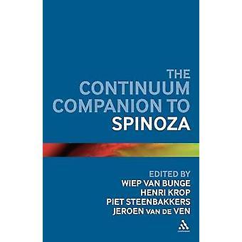 Continuum Companion to Spinoza by Bunge & Wiep van