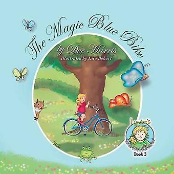 Le vélo bleu magique par Harris & Dee