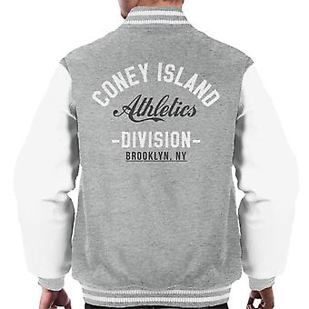 Coney Island Athletics Division Men's Varsity Jacket