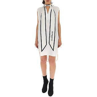 Givenchy White Silk Dress