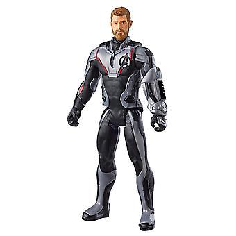 Marvel Avengers: Eindspel Titan held serie Thor actie figuur FX voedingspoort