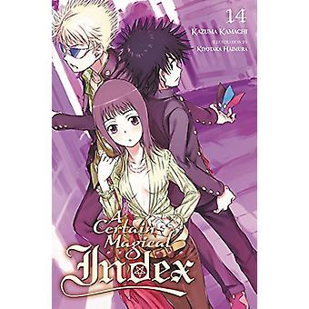 A Certain Magical Index - Vol. 14 (light novel) by Kazuma Kamachi - 9