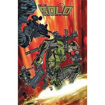 Solo Vol. 1 - The One-man War On Terror by Gerry Duggan - Geoffrey Tho