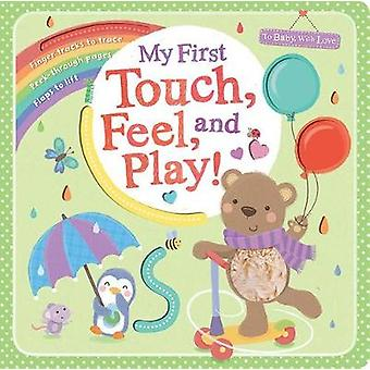 My First Touch - Feel - and Play! by Tiger Tales - 9781680105339 Book