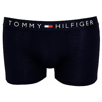 Tommy Hilfiger Icon Cotton Stretch Boxer Trunk, Navy