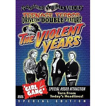Violente importation USA années/Girl Gang [DVD]