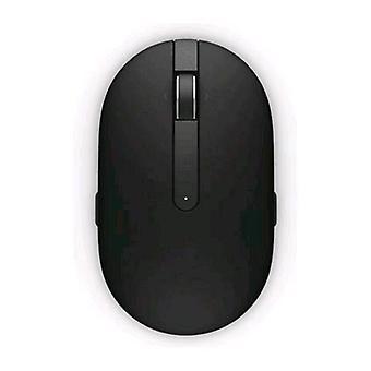 Dell wm326 Mouse trådløs standard optisk 1 600 dpi svart farge