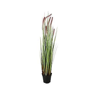 Artificial Grass In Plastic Pot 90 Cm