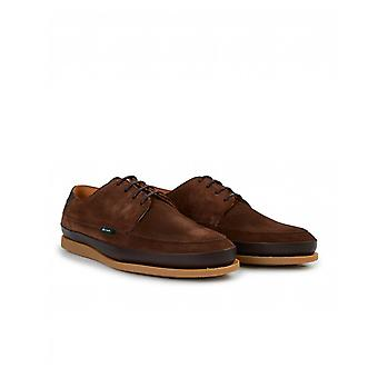 Paul Smith Ps Paul Smith Brock Suede Shoes