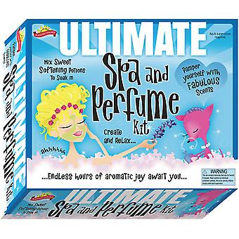 Scientific Explorers The Ultimate Spa & Perfume Kit A228