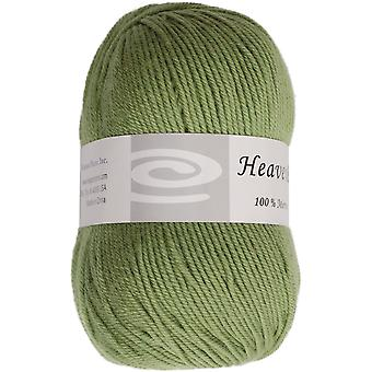 Heavenly Yarn Fern Green Q52 100 F426