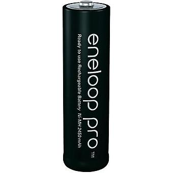 AA battery (rechargeable) NiMH Panasonic eneloop Pro 2450 mAh 1.2 V 1 pc(s)