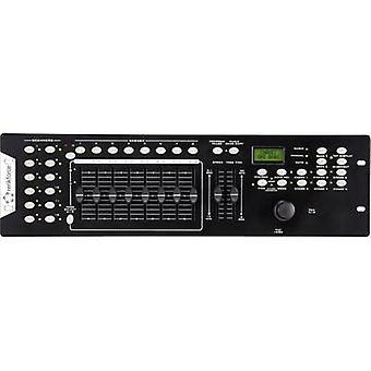 DMX controller Renkforce 8-channel 19 rack mount
