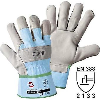 worky 1574 Glove GRANIT/BASALT Cowhide full-grain leather