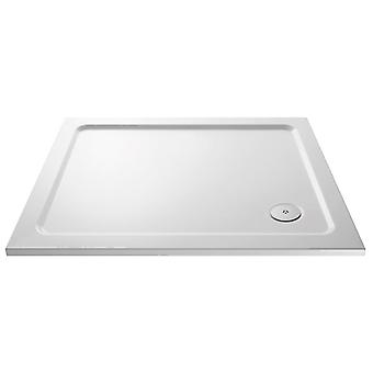 Premier Pearlstone 1400mm x 900mm Low Profile Shower Tray