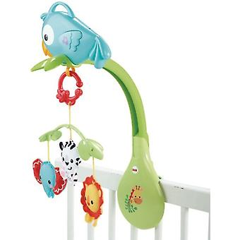 Fisher-Price Rainforest mobile Musik