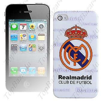 IPhone cover 4/4S-Real Madrid CF