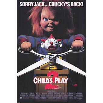 Childs Play 2 Movie Poster (11 x 17)