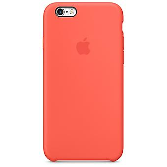 Packaging damaged Apple silicone cover case for iPhone 6 6s in orange
