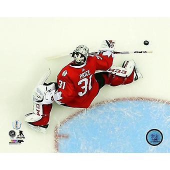Carey Price Team Kanada 2016 World Cup of Hockey Foto drucken (8 x 10)