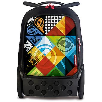 Nikidom Roller Roller Backpack Xl Logomania (Toys , School Zone , Backpacks)