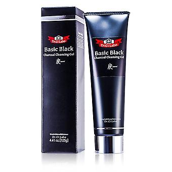 Dr. Ci:Labo Basic Black Charcoal Cleansing Gel (Make Up Remover) 125g/4.41oz