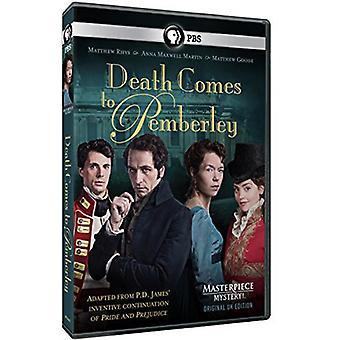 Tod kommt zu Pemberley [DVD] USA importieren