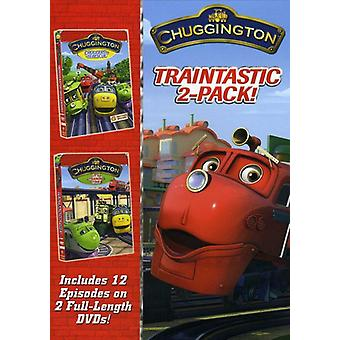 Chuggington 2Pak Vol. 1 [DVD] USA import