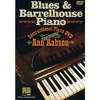 De & Barrelhouse Blues Piano [DVD] USA importeren