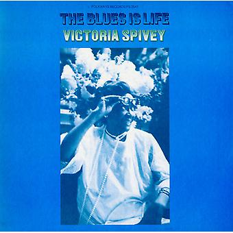 Victoria Spivey - Blues er livet [DVD] USA import