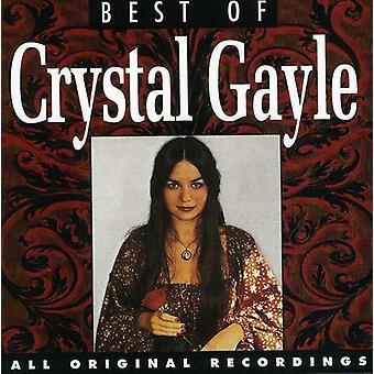 Crystal Gayle - bästa av Crystal Gayle [CD] USA import