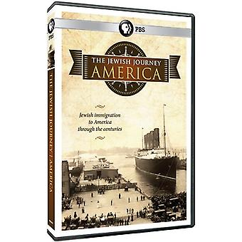 Jewish Journey: America [DVD] USA import