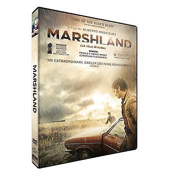 Marsken [DVD] USA importerer