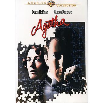 Agatha [DVD] USA importeren