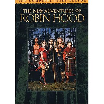 New Adventures of Robin Hood: Season 1 [DVD] USA import