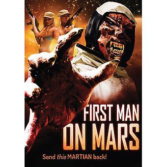 Første mand på Mars [DVD] USA importerer