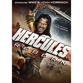 Hercules genfødt [DVD] USA importerer
