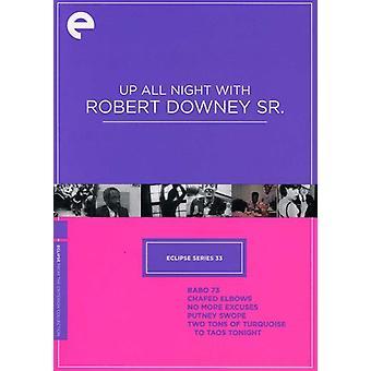 Eclipse 33 - oppe hele natten med Rob [DVD] USA import