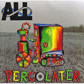 Alle - Percolater [CD] USA import