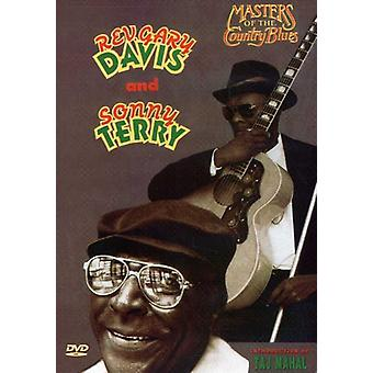 Masters of the Country Blues [DVD] USA import
