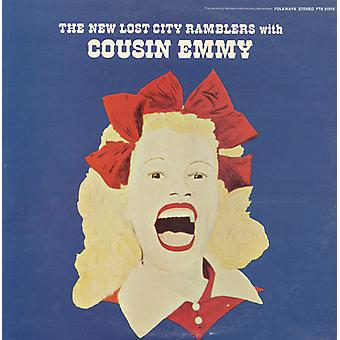 Cousin Emmy & the New Lost City Ramblers - New Lost City Ramblers with Cousin Emmy [CD] USA import