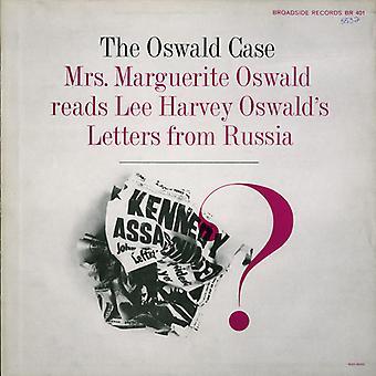 Marguerite Oswald - Oswald Case: Fru Marguerite Oswald läser Lee Harv [CD] USA import