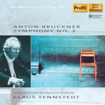 A. Bruckner - Anton Bruckner: Symfoni No. 3 [CD] USA import