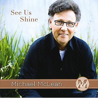 Michael McLean - se os skinne [CD] USA import
