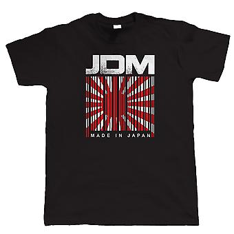 JDM Barcode, Mens Japanse auto TShirt